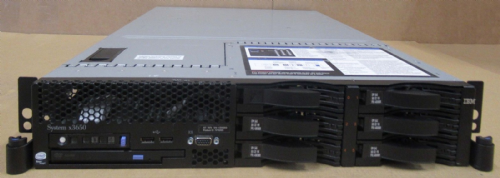 IBM System x3650 M3 7979-DM9 2x Xeon 4-Core L5420 2.5GHz 1.5TB 12GB RAID Server